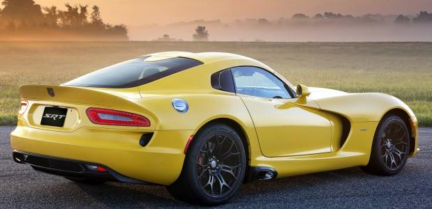 Viper SRT 2012 20 anos depois salão do automóvel são paulo vista lateral