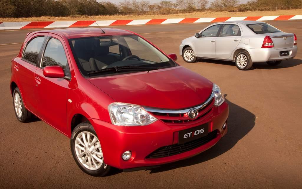 Etios 2013 Sedan e Hatch