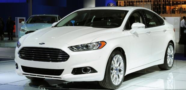 Novo Ford Fusion 2013