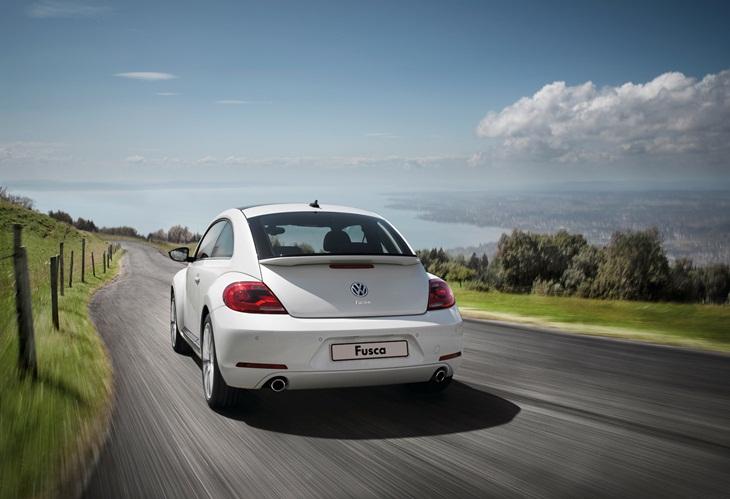 Volkswagen relança Fusca no Brasil