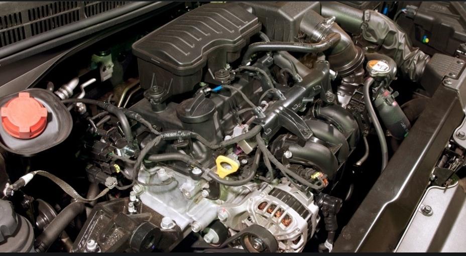 Lançamento Hyundai HB20 Detalhe Motor