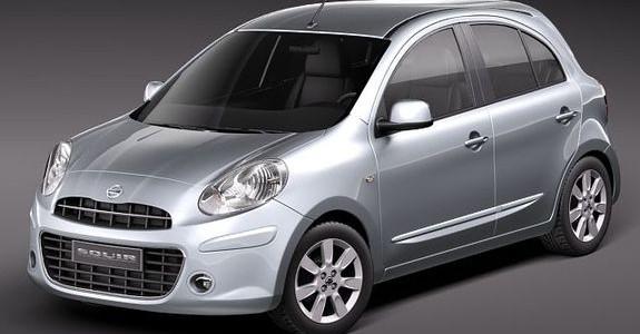 Nissan March é o mexicano mais vendido do Brasil.
