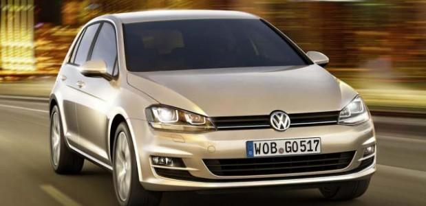 Volkswagen lança Golf Sétima Geração