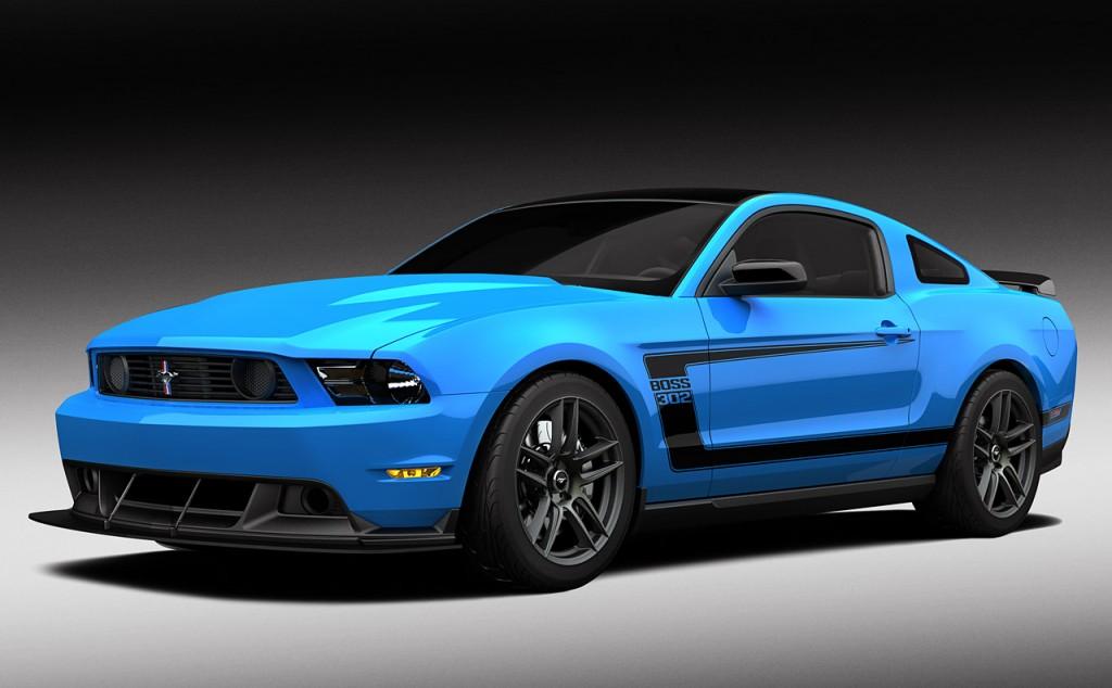 Mustang Boss 302 será apresentado no Salão do Automóvel