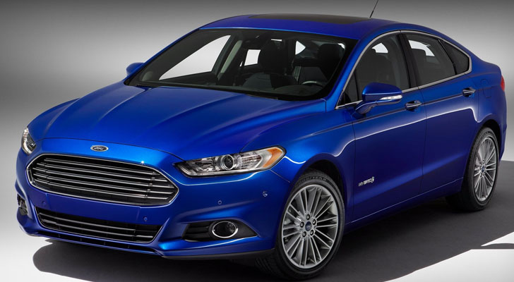Fusion - FOrd 2013