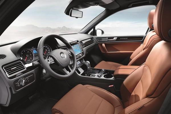 Volkswagen Touareg Edition 2012