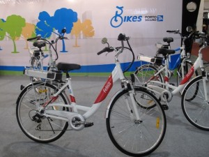 bicicleta elétrica Felisa porto seguro fotos na expo bike brasil 2012