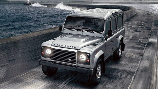 Defender - Land Rover - 2014