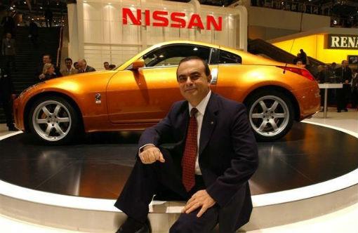 Nissan-carlos-ghosn presidente da renault-nissan-mundial