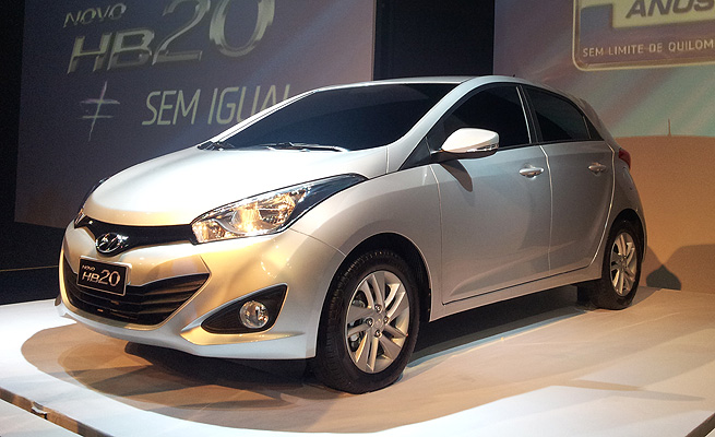 Hyundai Brasil 2012