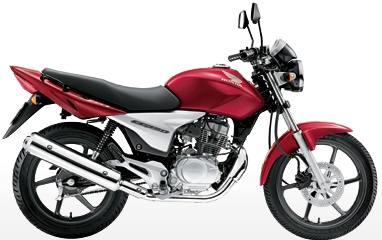 honda cg 150 2012