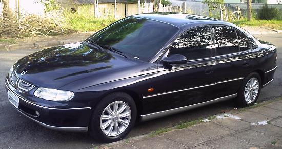 Omega Australiano modelo 2000