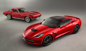 Corvette Stingray 6