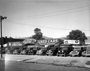 carros usados decada 50