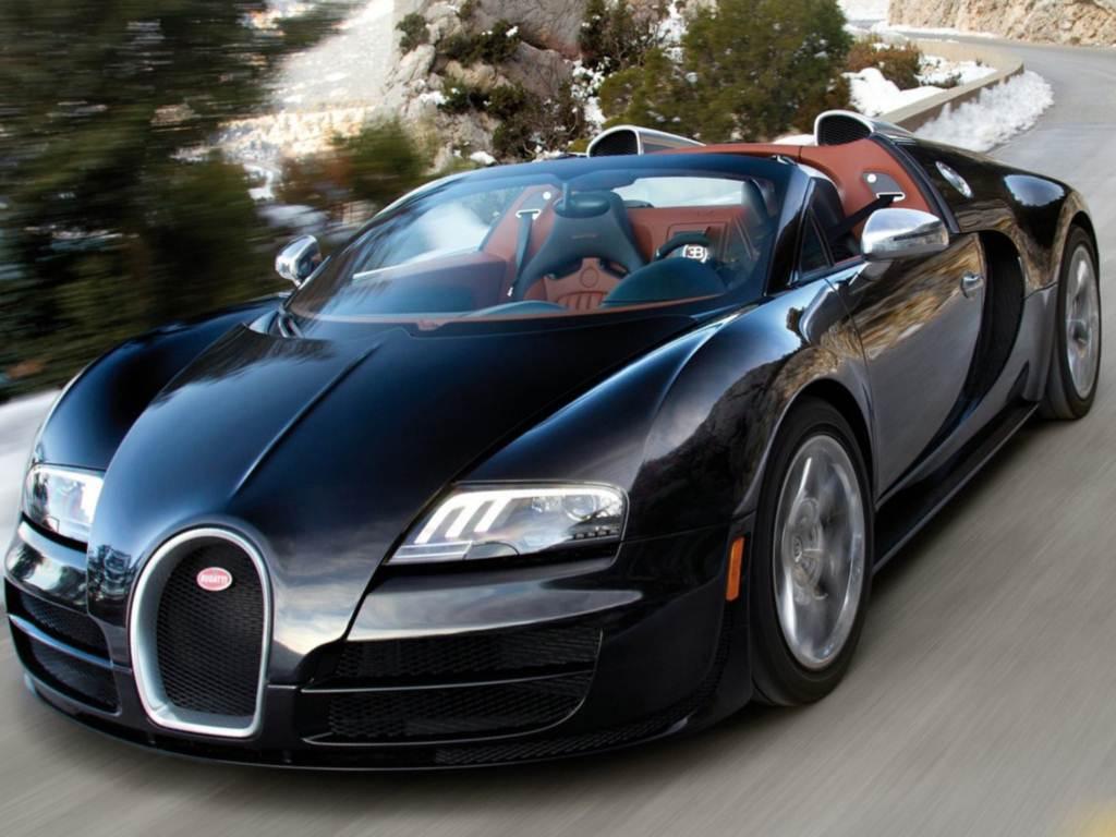 Com heranças do clássico Fusca, confiram o carro Veyron