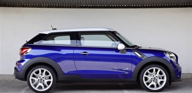 Mini Paceman 2