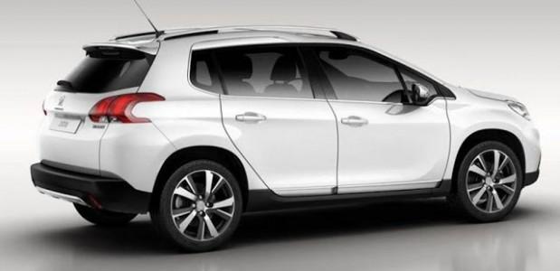 Peugeot 2008 2013 1