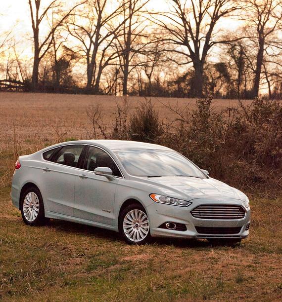 ford fusion hybrid no brasil em agosto com preços reduzidos