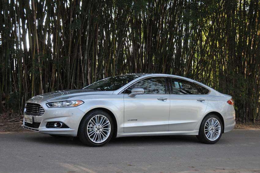 fusion hybrid da ford com preços menores do que a versão anterior