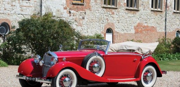mercedes da coleção que vai a leilão em portugal por 60 milhoes de euros 3
