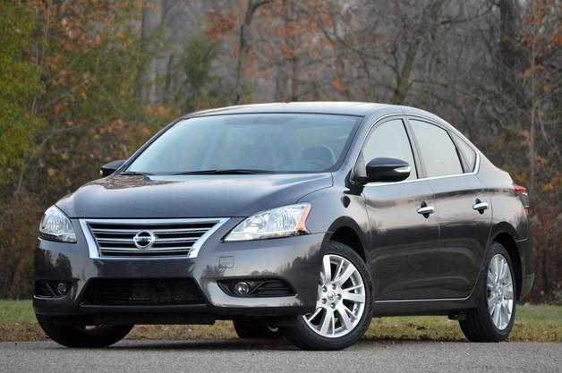 Novo Nissan Sentra 2014 vendas começam em outubro