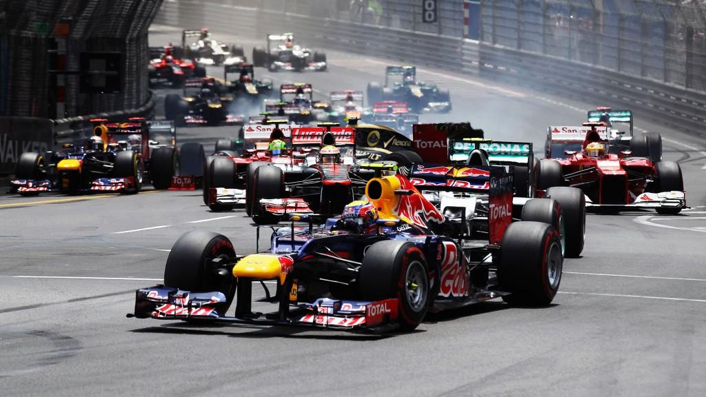 Formula-1-Monaco-disputa por posicoes